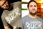 BREAKING SCANDAL: Camac Wears 'Bloggers Suck' Shirt TWICE