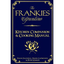 A Critical Look at the Frankies&#8217; Cookbook Cover