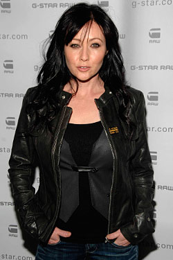 Shannen Doherty Is the Latest 90210-er Turned 'Healthy' Eater