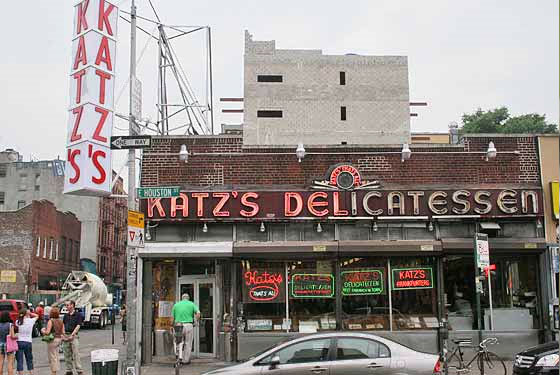 Katz&#8217;s Has Clean Conscience About Letter Grades