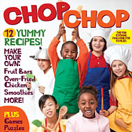 Kid Foodies Get Kid Food Mag