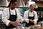 Top Chef Masters Premiere: First-Date Jitters