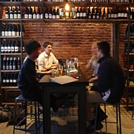 A Closer Look at Terroir Tribeca, Now Serving Wine on Tap