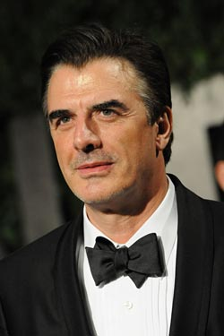 Chris Noth Sings in Elaine&#8217;s; Gwyneth Paltrow Laughs at Smith & Mills