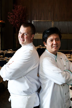 Four Seasons Names Two New Head Chefs