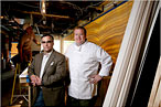 Michael White, Officially Tied to Setai 5th Avenue, Announces Name of Soho Osteria