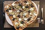 Marc Orfaly Loves Accademia di Vino's 'Over the Top' Black-Truffle Pizza