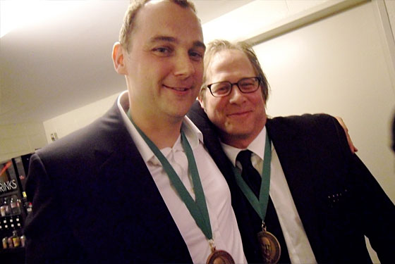 Daniel Humm and David Kinch