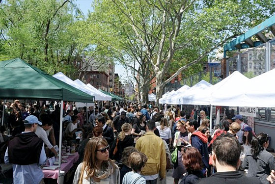 Hester Street Fair Adds Arancini, Jams, Cupcakes, and Lemonade