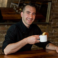 Marc Forgione After Tossing Times Writer: 'A Lot of Chefs Would Be in Jail Right Now'