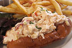Ed's Carts Lobster Rolls to World Financial Center