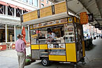 Meals on Wheels: Wafels & Dinges Launches Cart, Burger Truck Expands Hours