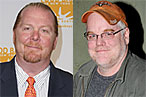 Bill Buford Thinks Philip Seymour Hoffman Is 'the Only Guy' to Play Mario Batali