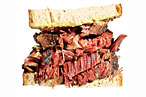 Mile End&#39;s smoked meat.