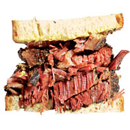 Mile End's smoked meat.