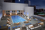 Gansevoort Park Avenue Uncovers Its Rooftop Pool, Opening in July