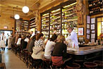 We're not sure why the <em>Daily News</em> reviewed Balthazar, but they did.