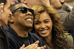 Beyoncé Gets Down at Provocateur; Jay-Z Is All Business at Bar Pitti