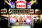 Funnel Cake, Corn Dogs, and Barbecue at the King's County Fair