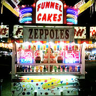 Funnel Cake, Corn Dogs, and Barbecue at the King&#8217;s County Fair