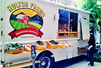 Honk If You're Corny: The Farm Truck Is a Farmers' Market on Wheels