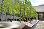 Lincoln Center Gets an Outdoor Eatery Ahead of Anonymous Benno Project