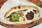 Ta&#239;m Tapped As City&#8217;s Best Falafel