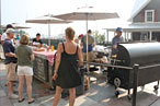 Rolling by the Rivers: Red Hook Lobster Pound and Ed's Lobster Bar Set Up Stands