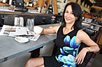 Novelist Monica Ali Now Knows How to Eat Steamer Clams