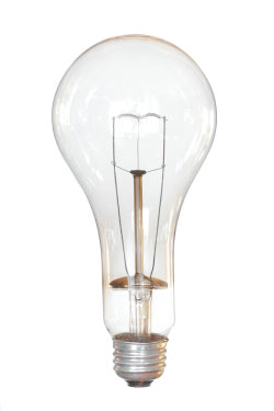 Lights Out on Edison Bulbs?