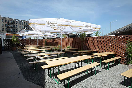 Loreley Williamsburg Opens Tonight
