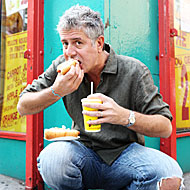 Bourdain Rips Into Beard Awards, Food Writers, and John Mariani (Again)
