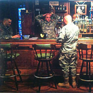 It Turns Out There's a Soldier Bar in Gramercy