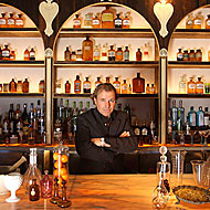 Albert Trummer Says Apotheke's Drinks May Cause 'Untoward Effects'