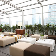 First Look at the Latest Rooftop-Party Spot, the Sky Room