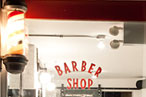 First Look at the Blind Barber, the Salon-Saloon Hybrid Opening Next Week