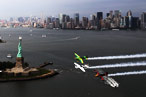 There's a Crazy Airplane Race Over the Hudson River Tomorrow