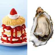 Coming Up in Adversarial Gluttony: Strawberry Shortcake and Oyster Shucking