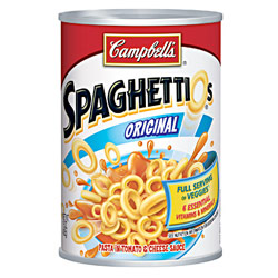 The SpaghettiOs Incident