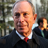 Get Nervous, Food Trucks: Bloomberg&#8217;s Coming!