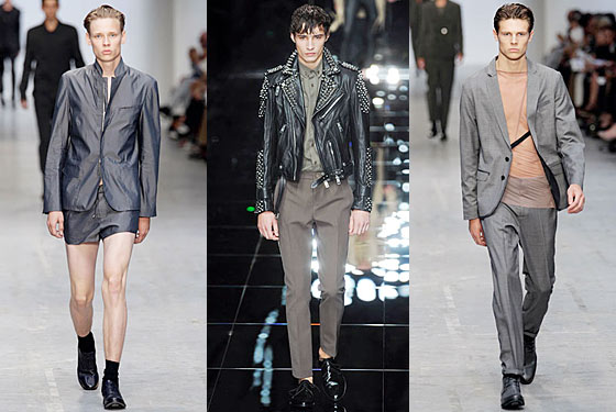 Men Fashion Shows Men s Fashion Week kicked off