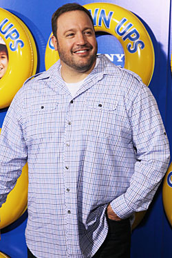 The star market kevin james vulture for How many kids does kevin james have