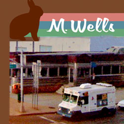 M. Wells Brings Meat Pies and Frozen Custard to Long Island City