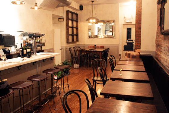 First Look at Dino, Serving Northern Italian Food in Fort Greene