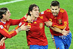 Spain Advances to the World Cup Final