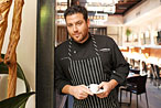 Chef Scott Conant Questions His Multi-Restaurant Dining Habits
