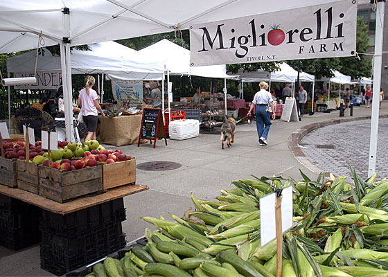 Bed-Stuy, World Financial Center Get Farmers&#8217; Markets