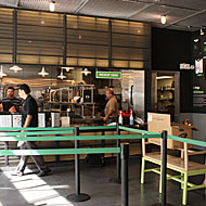 First Look at the Theater District Shake Shack, Open Today