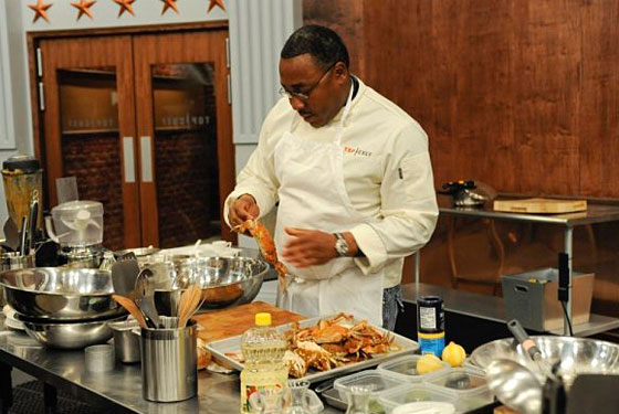 Top Chef Recap: You've Got Crabs