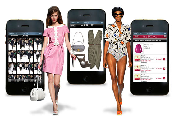 The ten best fashion apps the cut
